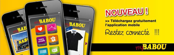 magasin babou catalogue