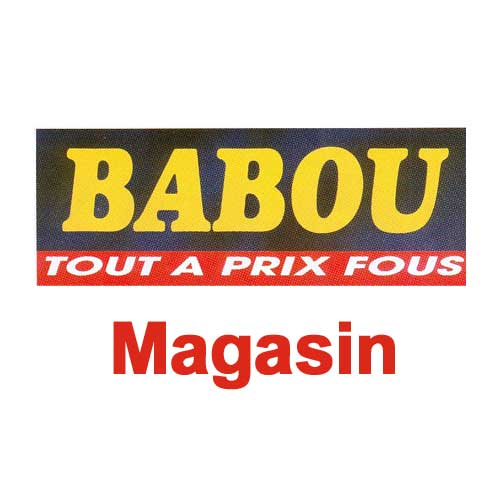 Babou magasin