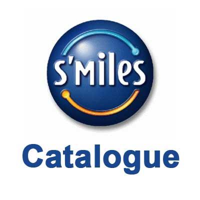 Catalogue smiles