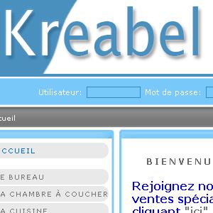Kreabel : Le specialiste du meuble