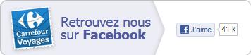 Carrefour Voyages Facebook