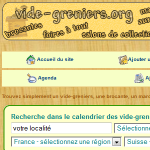 Vide grenier.org