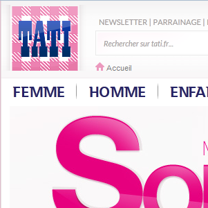 code réduction Tati