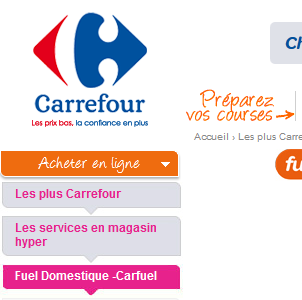 Fuel Carrefour