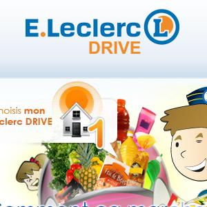 Drive leclerc sur www.leclercdrive.fr