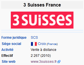 Les3suisses sur - Les 3 suisses catalogue ...